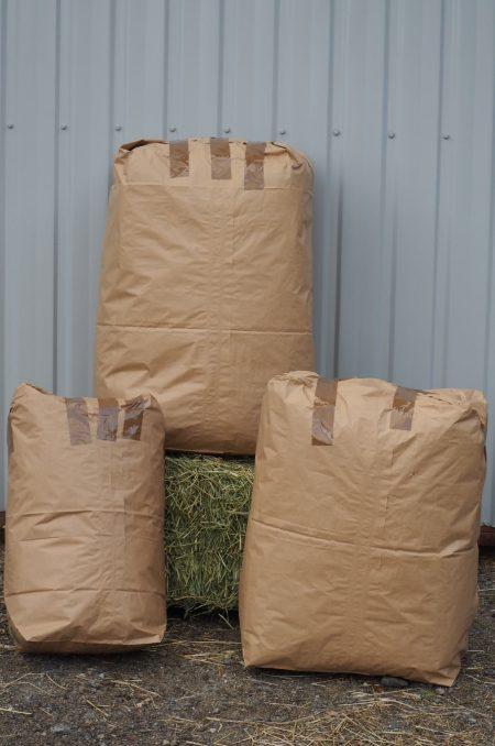 Osta heinää kaneille, kolme eri pakkauskokoa