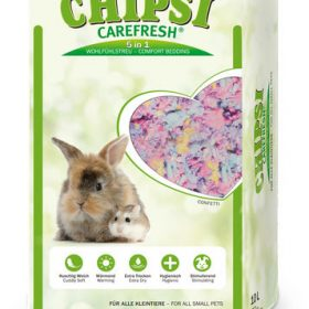 Chipsi Carefresh Confetti 10l -monivärisekoitus.