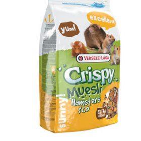 versele-laga crispy muesli hamsteri 1kg