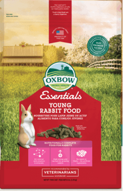 Oxbow young rabbit food