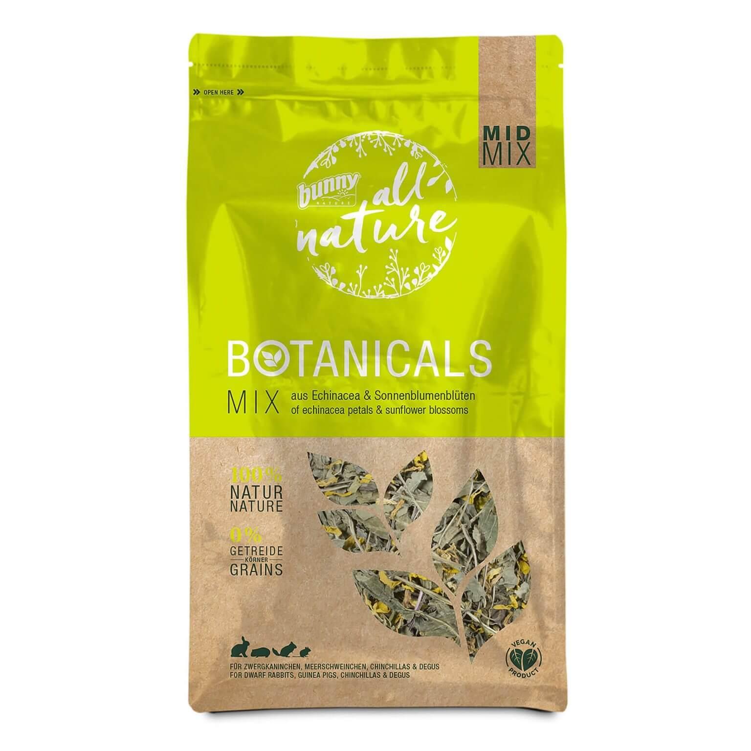 Bunny botanicals mid mix sunflower