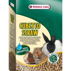 Versele-laga cubetto straw 5kg